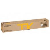 Заправка картриджа  Kyocera TK-8115 (yellow) желтый для ECOSYS M8124 / M8130 cidn