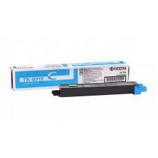 Заправка картриджа  Kyocera TK-8315C (cyan) для Kyocera TASKalfa 2550ci