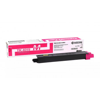Заправка картриджа  Kyocera TK-8315M (magenta) для Kyocera TASKalfa 2550ci