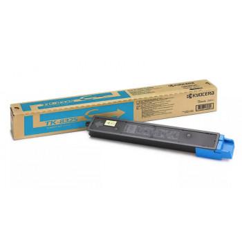 Заправка картриджа  Kyocera TK-8325C (cyan) для Kyocera TASKalfa 2550ci