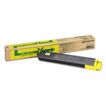 Заправка картриджа  Kyocera TK-8325Y (yellow) для Kyocera TASKalfa 2550ci