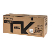 Заправка картриджа  Kyocera TK-5270k (black) черный для Kyocera M6230cidn/M6630cidn/P6230cdn