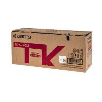 Заправка картриджа  Kyocera TK-5270m (magenta) пурпурный для Kyocera M6230cidn/M6630cidn/P6230cdn