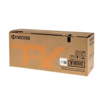 Заправка картриджа  Kyocera TK-5270y (yellow) желтый для Kyocera M6230cidn/M6630cidn/P6230cdn