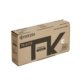 Заправка картриджа  Kyocera TK-6115 для Kyocera ECOSYS M4125idn/ M4132idn