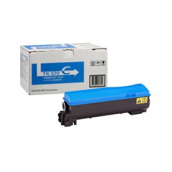 Заправка картриджа  Kyocera TK-570 голубой для FS-C5400DN