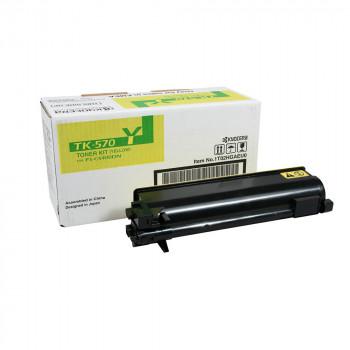 Заправка картриджа  Kyocera TK-570 желтый для FS-C5400DN