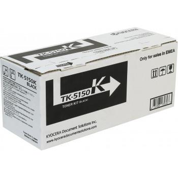 Заправка картриджа  Kyocera TK-5150K черный для Kyocera ECOSYS P6035 / M6035 / M6535
