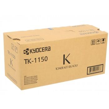 Заправка картриджа Kyocera TK-1150 для P2235dn/P2235dw/M2135dn/M2635dn/M2635dw/M2735dw