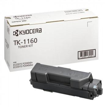 Заправка картриджа Kyocera TK-1160 для P2040dn/P2040dw