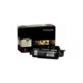 Заправка картриджа LEXMARK 64416XE/64436XE/64016НE для T640/T642/T644