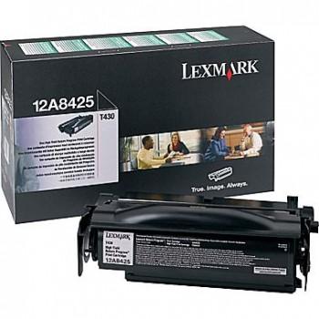 Заправка картриджа LEXMARK 12A8425 для T430