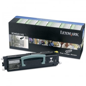 Заправка картриджа LEXMARK X340A11G/X340A21G для X342n