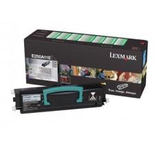 Заправка картриджа LEXMARK E250A11E