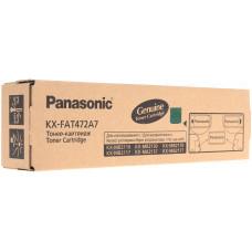 Заправка картриджа PANASONIC KX-FAT472A для Panasonic KX-MB2110 / 2117 / 2130 / 2137 / 2170 / 2177