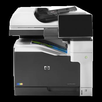Ремонт лазерных цветных принтеров Hp формата А3