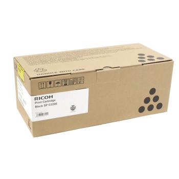 Заправка картриджа Ricoh SP C220 black черный для Ricoh Aficio SP C240DN / SP C220 / SP C220E / SP C221SF / SP C222SF / SP C220N / SP C221N / SP C222DN