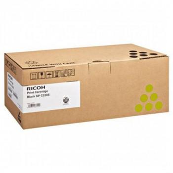 Заправка картриджа Ricoh SP C220 yellow желтый для Ricoh Aficio SP C240DN / SP C220 / SP C220E / SP C221SF / SP C222SF / SP C220N / SP C221N / SP C222DN