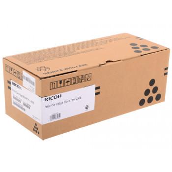 Заправка картриджа Ricoh SP C250E black черный для Ricoh Aficio SP C250DN / SP C250SF / SP C260DNw /SP C260sfnw
