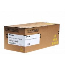 Заправка картриджа Ricoh SP C252HE yellow для Ricoh Aficio SP C262SFNw