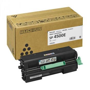 Заправка картриджа Ricoh SP4500E для SP3600DN/SF/SP3610SF/SP4510DN/SF