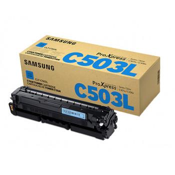 Заправка картриджа Samsung CLT-С503L для Samsung ProXpress C3010ND / C3060FR