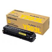 Заправка картриджа Samsung CLT-Y503L для Samsung ProXpress C3010ND / C3060FR