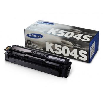 Заправка картриджа SAMSUNG CLT-K504S Черный + ЧИП для Samsung CLP-415, CLP-470, CLP-475, CLX-4170, CLX-4195, Xpress SL-C1810W, SL-C1860FW