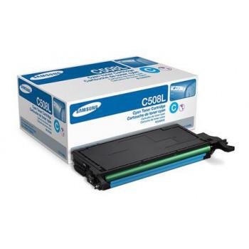 Заправка картриджа SAMSUNG CLT-508 голубой+ЧИП для Samsung CLP-620ND, CLP-670N, CLP-670ND, CLX-6220FX