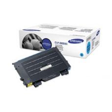 Заправка картриджа SAMSUNG CLP-500 голубой+ЧИП для Samsung CLP-500/500N/550/550N