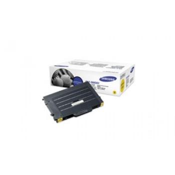 Заправка картриджа SAMSUNG CLP-500 желтый+ЧИП для Samsung CLP-500/500N/550/550N