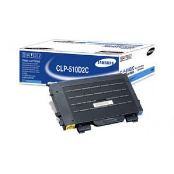 Заправка картриджа SAMSUNG CLP-510 голубой+ЧИП для Samsung CLP 510 / 510N, CLP 515 / 515N