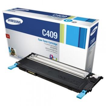Заправка картриджа SAMSUNG CLT-409 голубой+ЧИП для Samsung CLP-310, CLP-310N, CLP-315, CLP-315W, CLX-3170FN, CLX-3175N, CLX-3175FN, CLX-3175FW