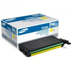Заправка картриджа SAMSUNG CLT-508 желтый+ЧИП для Samsung CLP-620ND, CLP-670N, CLP-670ND, CLX-6220FX