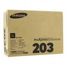 Заправка картриджа Samsung MLT-D203L если аппарат прошит для Samsung ProXpress SL-M3320, SL-M3820, SL-M3870, SL-M4020, SL-M4070