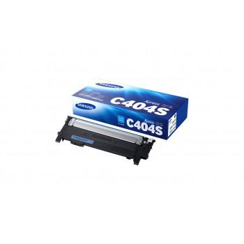 Заправка картриджа SAMSUNG CLT-C404S голубой+ЧИП для Samsung SL-C430, SL-C480