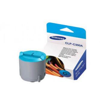 Заправка картриджа SAMSUNG CLP-300 голубой+ЧИП для Samsung CLP-300, CLP-300N, CLX-3160FN, CLX-2160, CLX-2160N