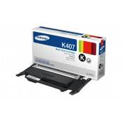 Заправка картриджа SAMSUNG CLT-K407S черный, если аппарат прошит для Samsung CLP-320, CLP-325, CLX-3185