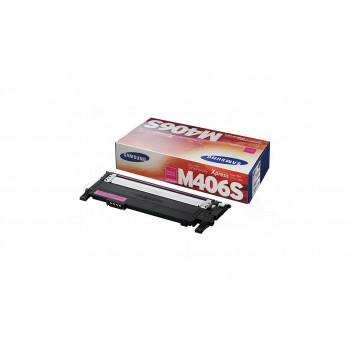 Заправка картриджа SAMSUNG CLT-M406S пурпурный+ЧИП для Samsung CLP-365 /W, CLX-3300, CLX-3305, CLX-3305FN /FW/W, Samsung Xpress C410W, C460FW / W