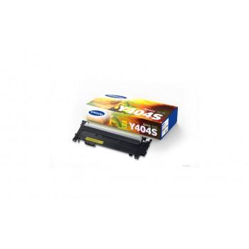 Заправка картриджа SAMSUNG CLT-Y404S желтый+ЧИП для Samsung SL-C430, SL-C480