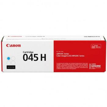 Заправка картриджа CANON 045H (cyan) синий для i-SENSYS LBP611Cn /LBP613Cdw / MF631Cn / MF633Cdw / MF635Cx