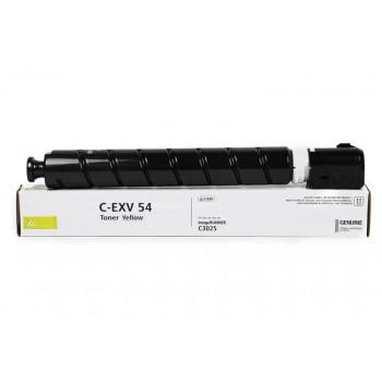 Совместимый картридж для  Canon imageRUNNER C3025i ➜ DRp-C-EXV54y желтый