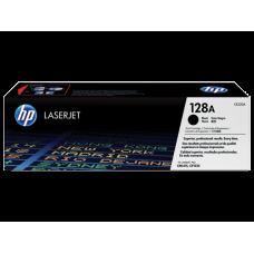 Заправка картриджа HP CE320A (128A)  black черный для HP CLJ CP1525/CM1415