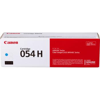 Заправка картриджа CANON 054H (cyan) синий для Canon LBP 621Cdw/ 623Cdw i-SENSYS MF 641Cw/ 643Cdw/ 645Cx
