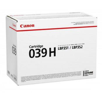 Заправка картриджа Canon 039H для Canon LBP351 \ LBP352