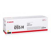 Заправка картриджа CANON 055H (yellow) желтый для Canon LBP663Cdw / LBP664Cx / MF742Cdw / MF744Cdw / MF746Cx