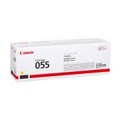 Заправка картриджа CANON 055 (yellow) желтый для Canon LBP663Cdw / LBP664Cx / MF742Cdw / MF744Cdw / MF746Cx