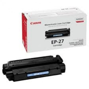 Заправка картриджа CANON EP-27 для LBP3200/MF3228/MF3110/MF5630