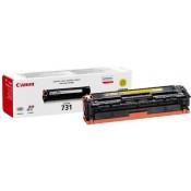 Заправка картриджа CANON 731 желтый для LBP7100Cn/LBP7110/MF8230/MF8280