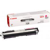 Заправка картриджа CANON 729 пурпурный для LBP7010C/LBP7018C